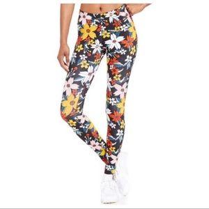 Nike Leg-A-See Hawaiian Floral Print Leggings